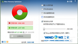 内存优化Wise Memory Optimizer 3.32.86免安装版