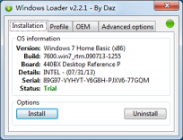 windows loader激活工具|windows loader v2.2.1激活